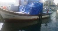 Tam Denizci Balıkçı Teknesi