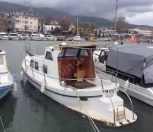 Altınolukta Acil Satılık Tekne