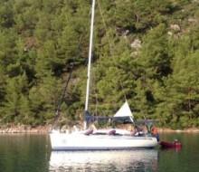 İstanbul'da Bavaria 31 Yelkenli Tekne