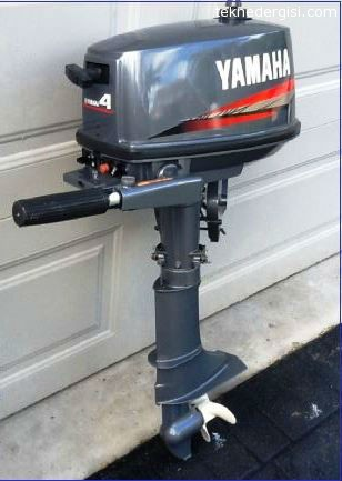 Yamaha 4 Hp