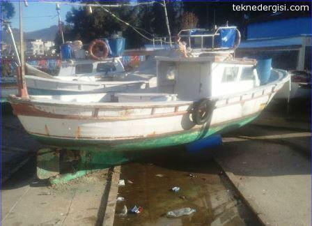Karpuz kıç tekne