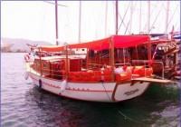 Marmaris'te Satılık Gezi Teknesi