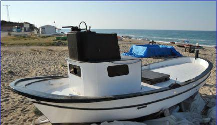 Satılık Balıkçı Teknesi