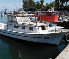 Mersinde Satılık 11 Metre Tekne