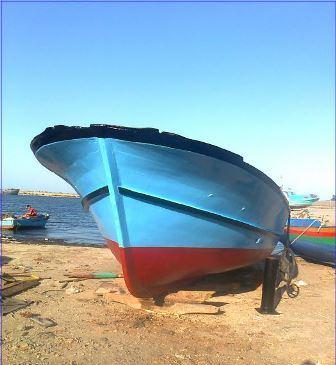 Bakımlı Ahşap Tekne