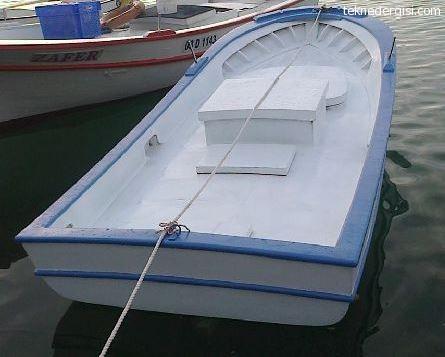 Artvinde Ruhsatlı Tekne