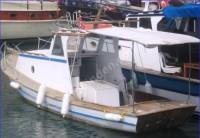 Çeşme'de Keyifçi Teknesi