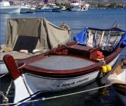 İzmir'de Gavur Ali Yapımı Ahşap Tekne