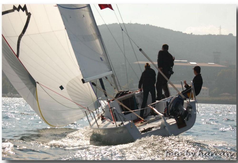 Egeyat 26 T Yelkenli Tekne