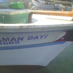 İskenderunda Satılık Tekne