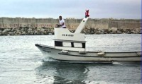 Rumeli Feneri Balıkçı Teknesi