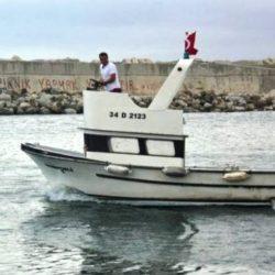 Satılık Balıkçı Teknesi İstanbul