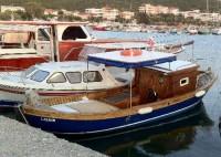 Karpuzkıç, Ahşap Denizci Tekne