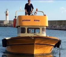 Satılık Yeşil Ruhsatlı Tekne