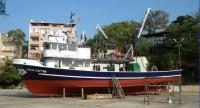 Trabzon'da Acil Satılık 23 Metre Tekne