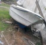 İçten Takma Motorlu Fiber Tekne