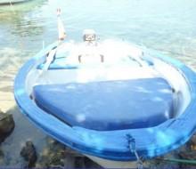 Milas'ta Satılık 4,5 M Fiber Tekne