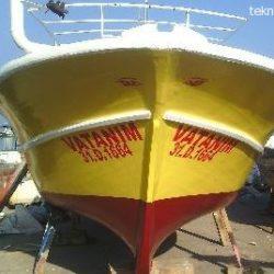 Satılık Ahşap Tekne Hatay