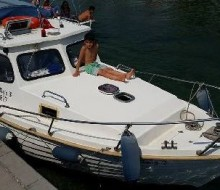 Rota Fisher 6,60 Fiber Tekne