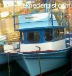 Ruhsatsız Balıkçı Teknesi