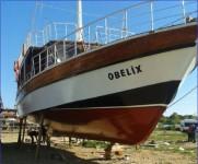 Satılık Gezi Teknesi 85 Kişilik