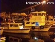 Balıkçı Teknesi Gemlik
