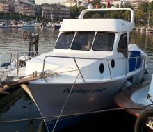 8 Metre Lüx Balıkçı Teknesi
