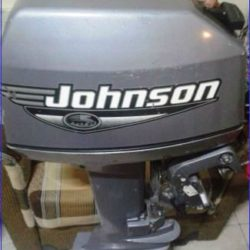 Johnson 8 Hp