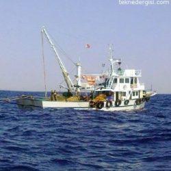 22 Metre Sac Balıkçı Teknesi