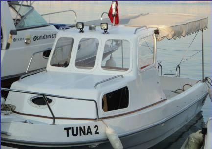Satılık Fiber Tekne