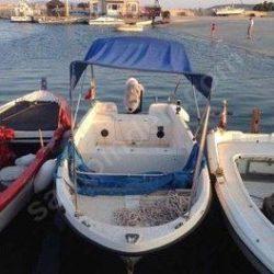 İzmirde Fiber Tekne
