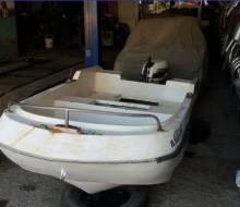 İzmir'de 3,80 Fiber Tekne