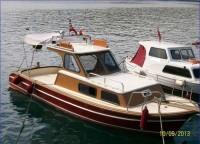 Satılık Ahşap Gezi Teknesi