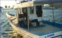 Balıkçı Teknesi Bodrum