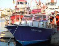 Sinop'ta Satılık Gezi Teknesi