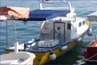İstanbul'da Satılık 7 Metre Gezi Teknesi