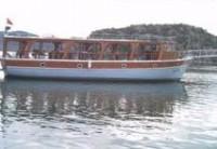 Antalya'da Satılık Gezi Teknesi