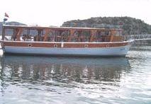 Antalyada Satılık Gezi Teknesi