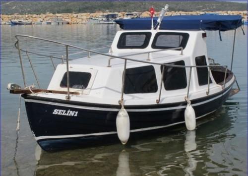 Balıklıova Satılık tekne
