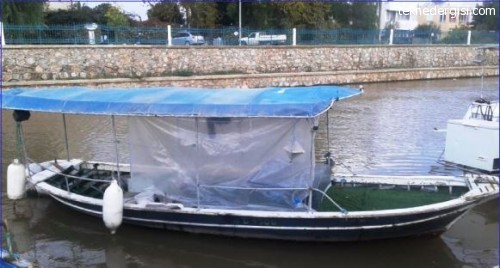 Fethiyede Satılık Yeşil Ruhsatlı Tekne