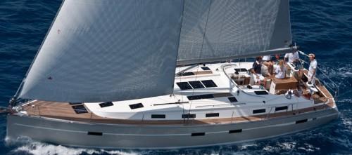 Bavaria Cruiser 50 - Seyirde