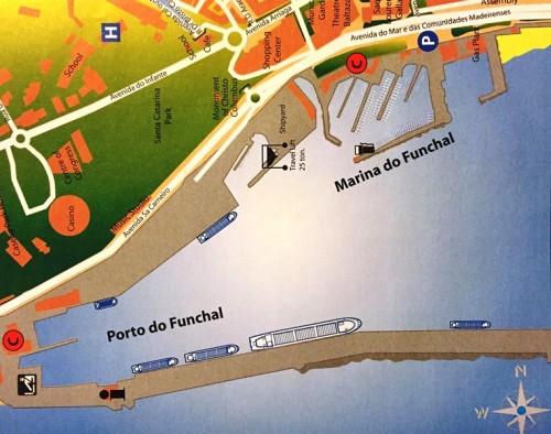 Funchal Marina Portekiz