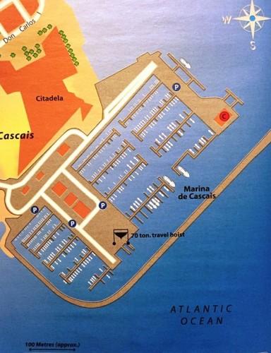 Cascais Marina Portekiz