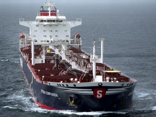 Tanker Gemisi