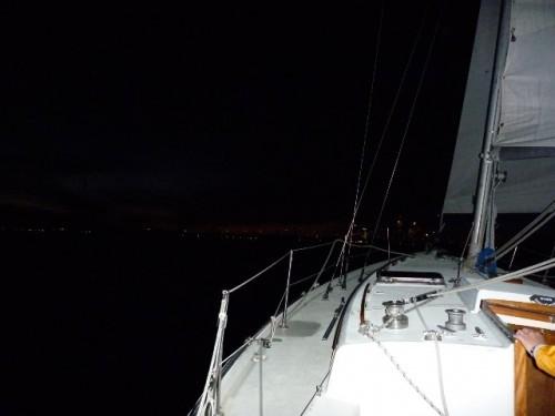 Tekne ve Gece Seyri