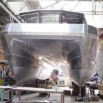 Alüminyum Tekne Gövdeleri