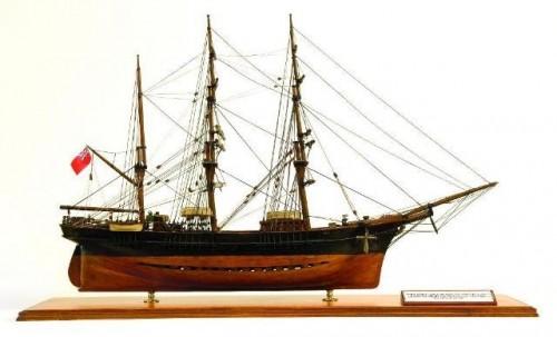 Barko Yelkenli Tekne