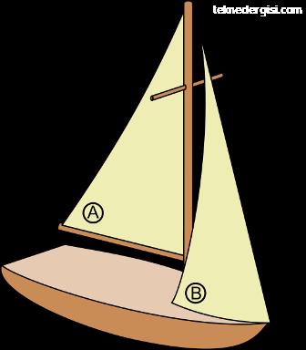 Başlıca Yelken Tipleri