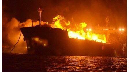 Gemilerde Yangına Karşı Alınacak Tedbirler