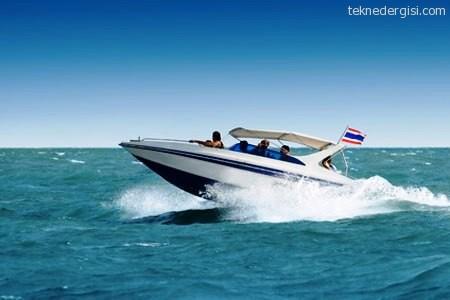 Tekne Hızı Hesaplama Yöntemi